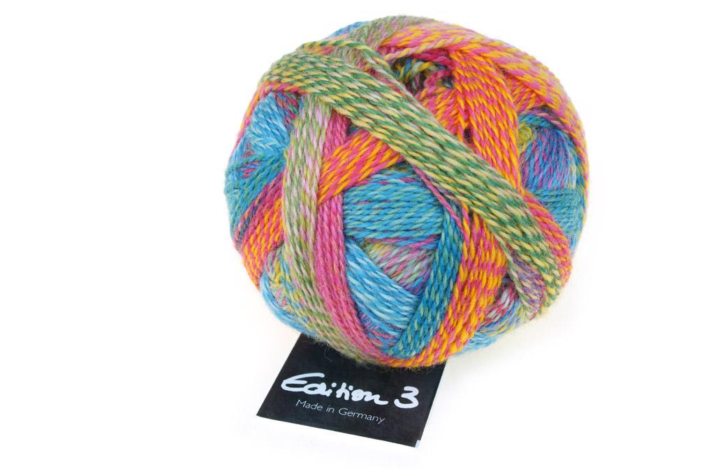 Katrincola yarn příze Schoppel-wolle